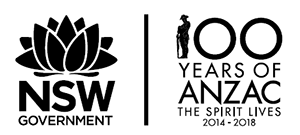 NSW Government - 100 years of ANZAC - The spirit lives 2014-2018