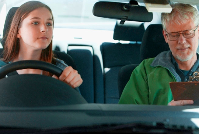 tips to pass drivers test