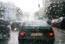 Driving safely in the wet