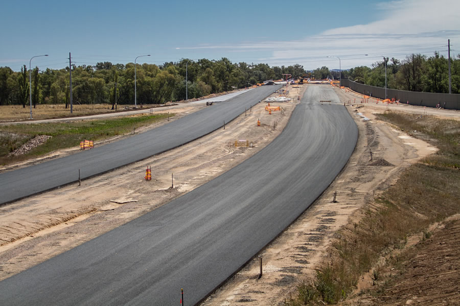 Holbrook Bypass - History - Hume Highway duplication
