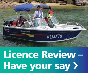 Review of NSW boat driver licensing