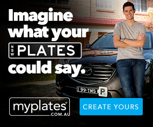 Imagine what your plates could say with myPlates.