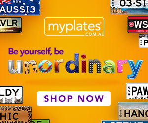 Make your Ordinary number plate Unordinary with myPlates.