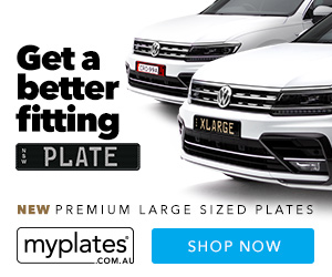 Improve the look of your car, with a Better Fitting Number Plate. New Premium Large Sized Plates.