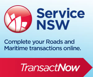 Complete your Roads and Maritime Services transactions online
