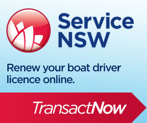 Renew your boat driver licence online