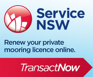 Renew your private mooring licence online