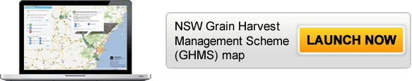 Click to launch the NSW Grain Harvest Management Scheme interactive map