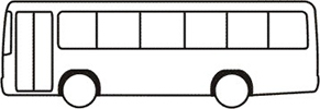 Example - image of a 1B2 (type 1) bus