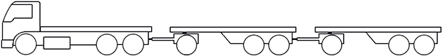 Example - image of a LR3 truck