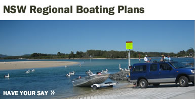 NSW Regional Boating Plans - Public information sessions