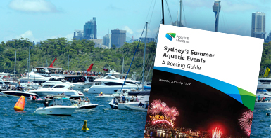 Sydney's summer aquatic events 2014-15