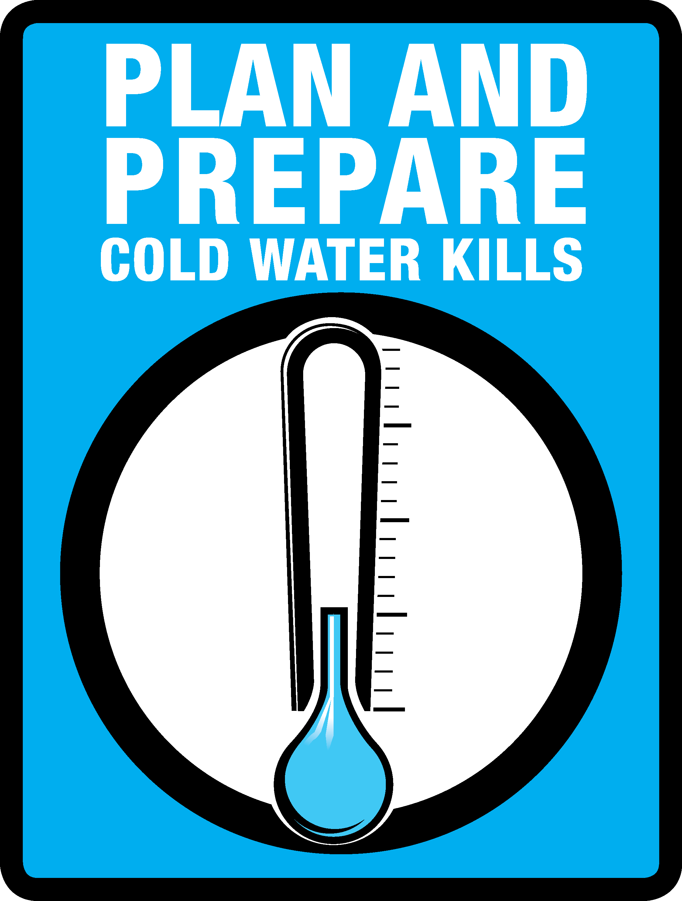 Cold weather boating: Capsize & hypothermia - Safety campaigns