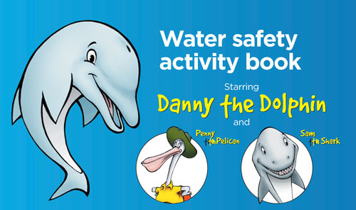 Marine Safety Activity Book