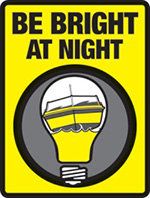 Be bright at night
