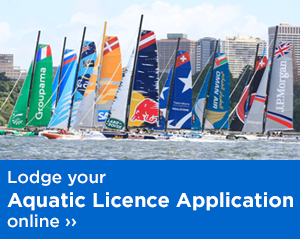 Lodge your aquatic licence application online