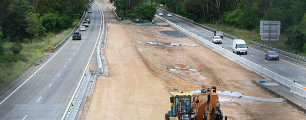 M1 Pacific Motorway Upgrades - Central Coast - Projects - Roads and