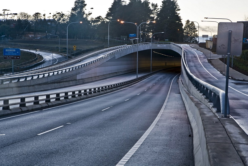 Leura interchange [Jan 2006]