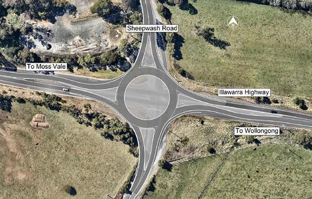 Illawarra Highway and Sheepwash Road - Illawarra - Projects