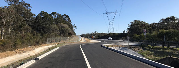 Picton Road safety improvements   Illawarra   Projects   Roads and     The Daily Star