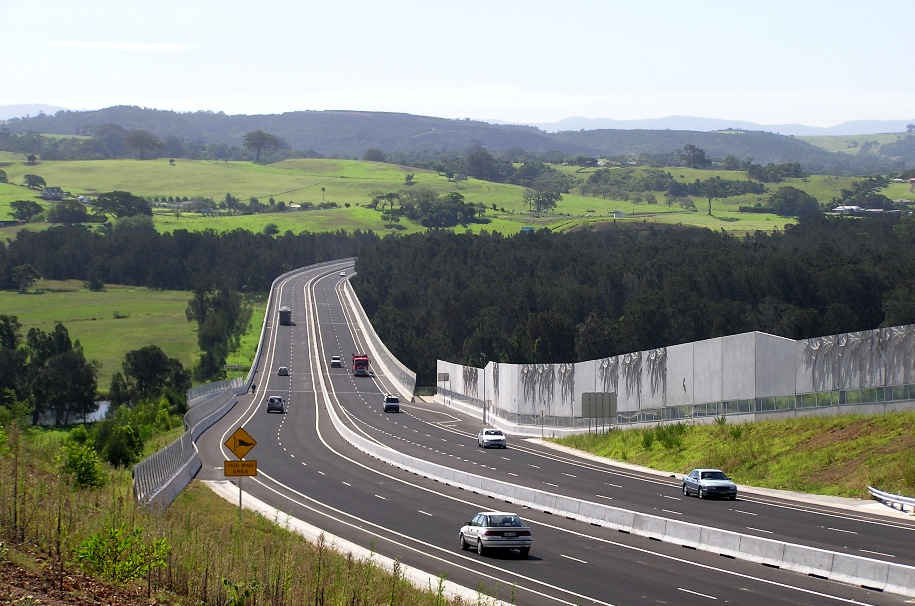 Noise barriers and safety barriers