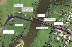 New Tabulam Bridge project - Northern NSW - Projects - Roads