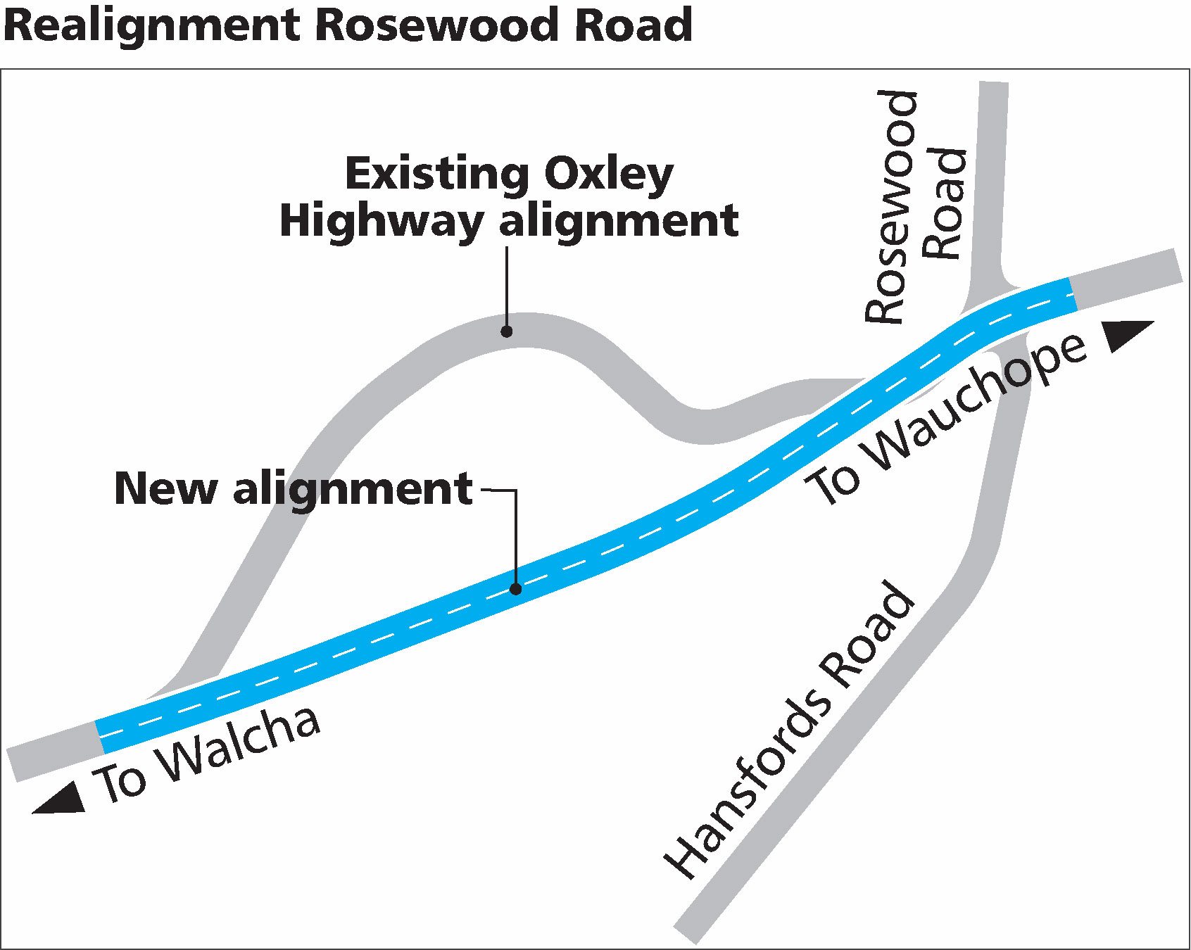 Oxley Highway Upgrade Rosewood Northern Nsw Auto Turnsignal Reminder Circuit Diagram Tradeoficcom View Or Download The Concept Design Of Realignment