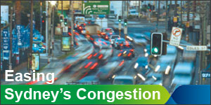 Easing Sydney's Congestion Program Office