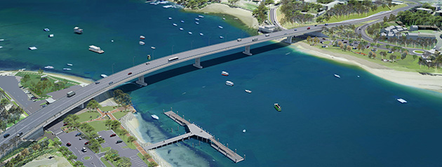 Batemans Bay Bridge Project South Eastern NSW Projects
