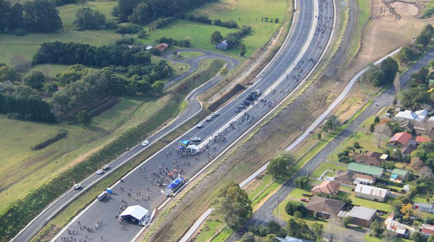 Foxground & Berry bypass - South Eastern NSW - Projects