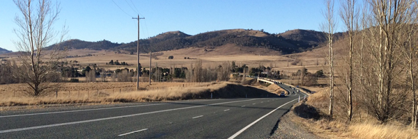 Monaro Hwy & Kosciuszko Rd - South Eastern NSW - Projects