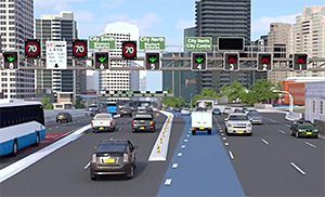 View animated driver scenarios to help you plan your trip.