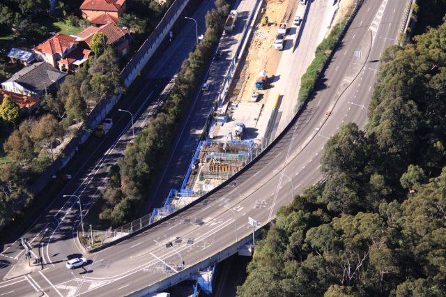 Beecroft Road bridge [Jun 2012]