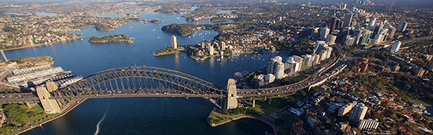Western Harbour Tunnel & Beaches Link - Sydney North
