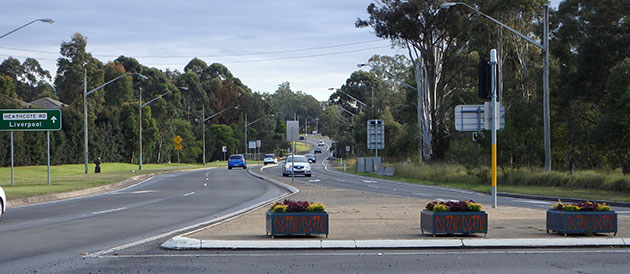 Heathcote Road upgrade - Sydney South - Projects - Roads and