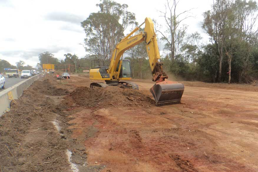 Removal of topsoil prior to commencement of earthworks [Dec 2013]