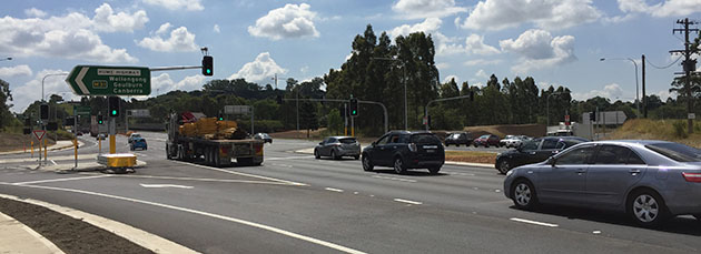 Stage 1 - Narellan Road upgrade - Sydney West - Projects