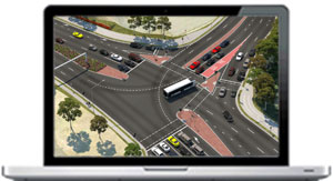 View the Jane Street and Mulgoa Road video animation.