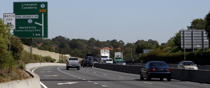 Sydney West - Projects - Roads and Maritime Services