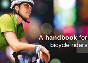 Bicycle riders handbook