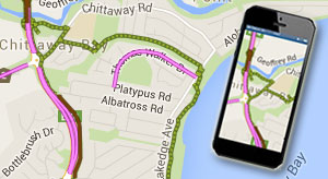 Find cycleways across NSW on your desktop or mobile.
