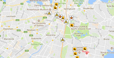 Live Traffic NSW - updates, traveller information and personalised alerts for NSW roads.