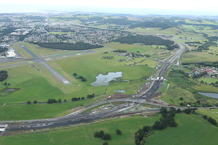 Albion Park Interchange