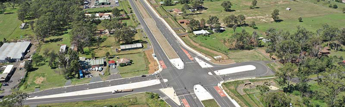 Bringelly road upgrade