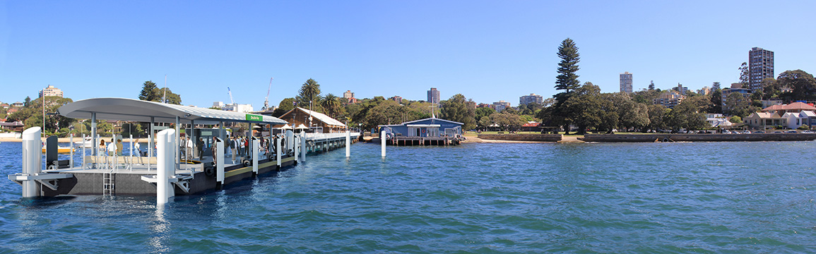 Double Bay Wharf