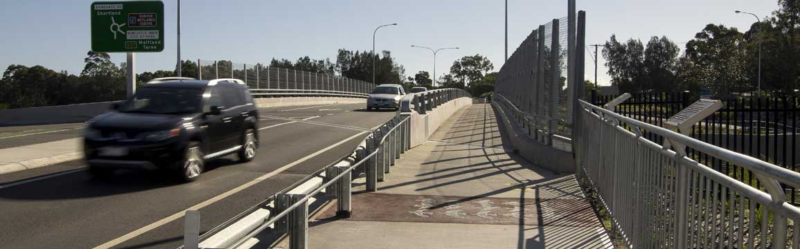 Shortland to Sandgate bypass