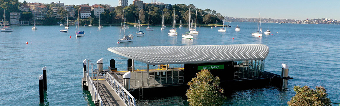 North Sydney Wharf Upgrade