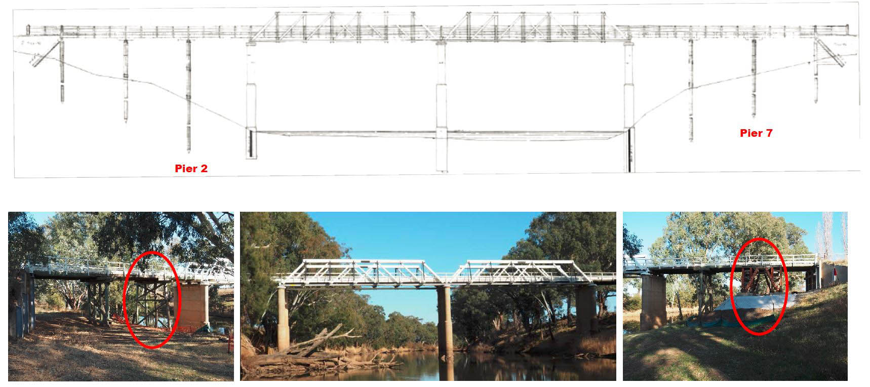 Repairs required to Rawsonville bridge