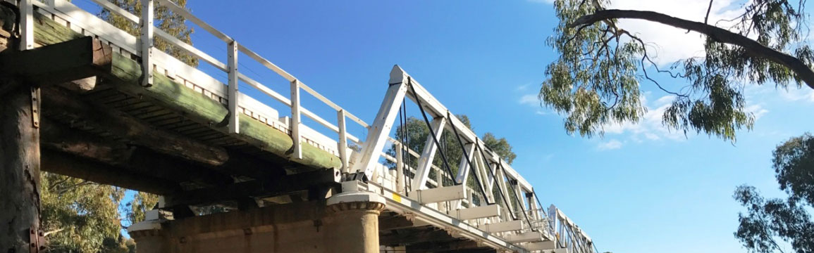 Rawsonville Bridge, west of Dubbo
