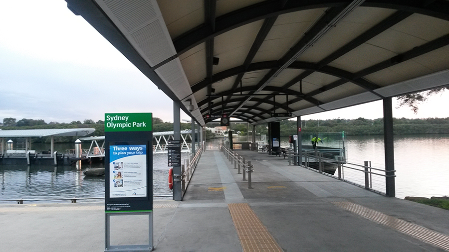 Sydney Olympic Park reopens